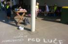 Učenci 1.-4. razreda PŠ Žalna na športnem dnevu