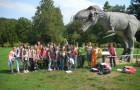 Na naravoslovnem dnevu v Arboretumu Volčjem Potoku tudi učenci 6. a in 6. b