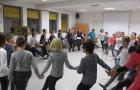 1. dan na naravoslovnem taboru v Radencih