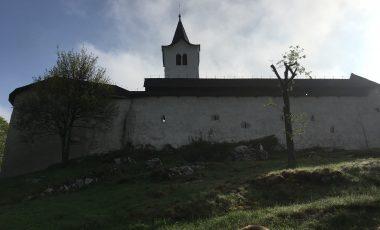 Žalski učenci v Županovi jami in na taboru Cerovo