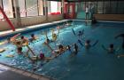 Plavalni tečaj v 1. skupini OPB  Žalna