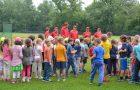Športni dan v ŠK Zajčki