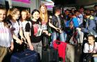 Fotozgodba izmenjave z učenci iz Le Mansa, v Franciji