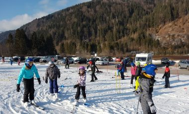 Zimska šola v naravi – 6. d in 6. e